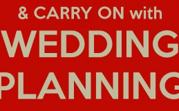 Keep Calm and Carry On Wedding Planning!